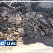 Grèce : un fort séisme en Crète fait un mort et onze blessés