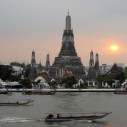 La Thaïlande assouplit encore les restrictions pour les touristes vaccinés
