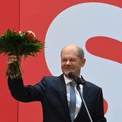 SPD en tête en Allemagne : les socialistes français rêvent du même scénario que leurs cousins allemands