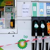 Royaume-Uni : les pénuries d'essence dues à des «achats de panique»
