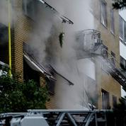 Suède : 16 blessés lors d'une explosion suspecte dans un immeuble à Göteborg