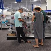 États-Unis: la confiance des consommateurs continue de s'éroder