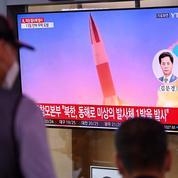 Tir de missile nord-coréen : une «menace pour la paix et la sécurité» selon Paris