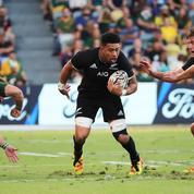 Rugby : Les Springboks font des changements pour le match retour des All Blacks