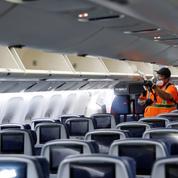 Pour limiter la pollution des avions, les États-Unis veulent réduire l'attente sur le tarmac