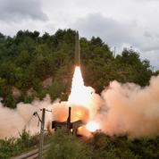 Pyongyang tire un projectile et affirme son droit à tester des armes
