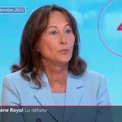 Présidentielle 2022 : Ségolène Royal n'«exclut rien»