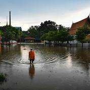 Inondations : la Thaïlande en état d'alerte
