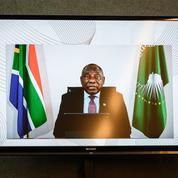 Iniquité vaccinale : à l'OMC, le président sud-africain pourfend l'«égocentrisme»