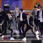 Après deux ans d'absence, BTS va se produire en concert et en public à Los Angeles