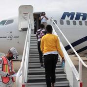 Le Mexique commence à rapatrier des migrants haïtiens volontaires