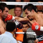 De La Hoya à Marquez: les grands combats de Manny Pacquiao