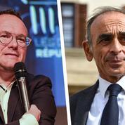 Présidentielle 2022 : Damien Abad veut débattre avec Éric Zemmour
