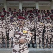 Rencontre avec le président tchadien Mahamat Idriss Déby, l'homme clé du Sahel