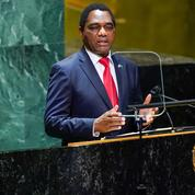 Zambie : les discussions avec le FMI sur la dette progressent, selon le président