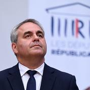 Xavier Bertrand au Figaro : «Je propose aux autres candidats que l'on se rencontre très rapidement»