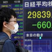 La Bourse de Tokyo en petit recul en matinée