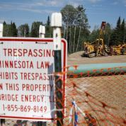 Mise en service d'un nouvel oléoduc controversé entre le Canada et les États-Unis