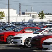 La pénurie de semi-conducteurs fait chuter les ventes de GM de 33% aux États-Unis