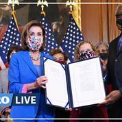 Le Congrès américain parvient à éviter la paralysie de l'État fédéral