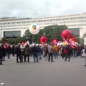 «Des retraités ne se chaufferont pas cet hiver» : à Bercy, faible fréquentation pour réclamer une hausse des pensions