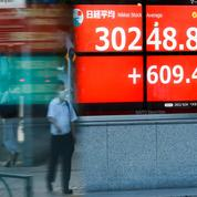 La Bourse de Tokyo ouvre en nette baisse dans le sillage de Wall Street