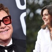 Elton John apporte son soutien à Anne Hidalgo pour sa campagne présidentielle