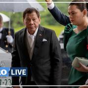 Philippines : Duterte annonce son retrait de la vie politique après la présidentielle, ouvrant la voie à sa fille