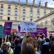 «Soigner n'est pas violer» : à Paris, un rassemblement devant l'hôpital Tenon pour dénoncer les violences obstétricales et gynécologiques
