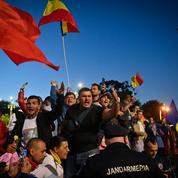 Roumanie : manifestation anti-vaccin malgré un record des cas de Covid-19