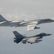 Incursion record de 39 avions chinois au large de Taïwan : pourquoi Pékin fait monter la pression