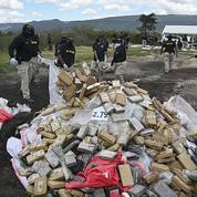 Honduras : plus de 3,3 tonnes de cocaïne incinérées par les autorités