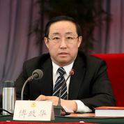 Chine: enquête contre l'ex-ministre de la Justice, soupçonné de corruption