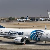 Premier vol officiel d'Egypt Air en Israël