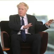 Malgré les pénuries, Boris Johnson exclut un retour à l'économie pré-Brexit