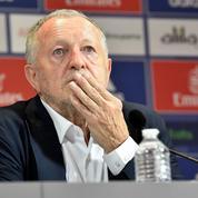 Le vibrant hommage d'Aulas à Tapie : «Avec ta disparition, c'est un pan entier du football français qui s'éteint»