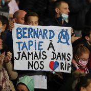 Ligue 1 : hommage succinct à Bernard Tapie avant Lille-Marseille