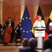 Élections en Allemagne : Merkel exhorte les partis au dialogue