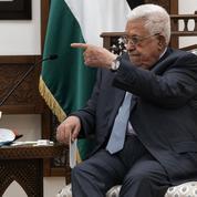 Rencontre à Ramallah entre Mahmoud Abbas et une délégation israélienne