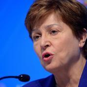 Le FMI a rencontré le cabinet qui a publié un rapport mettant en cause Georgieva