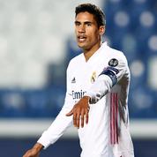 Les meilleurs gestes défensifs de Varane avec le Real Madrid (vidéo)