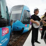 À cause de la taille de leurs instruments, des musiciens mis à l'amende par la SNCF