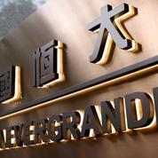 La bourse de Hongkong plonge de plus de 2% après la suspension de la cotation d'Evergrande