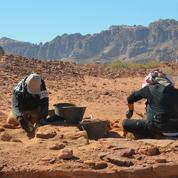Dans l'oasis d'Al-Ula, sur le chemin de Damas, l'archéologie saoudienne à fleur de roche