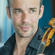 Pendant son opération du cerveau, Adrien Tournier a joué de son alto