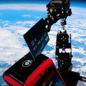 Pour la première fois, une réservation d'hôtel a été payée depuis l'espace
