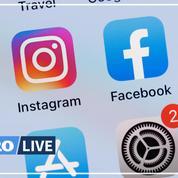 Facebook, Instagram, Whatsapp et Messenger perturbés par une panne géante pendant plusieurs heures lundi