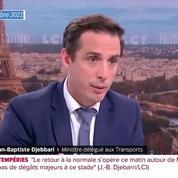 L'État a suffisamment aidé Air France, selon Jean-Baptiste Djebbari