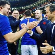 Rugby : le poignant message de soutien de Galthié à Arthur Vincent, gravement blessé