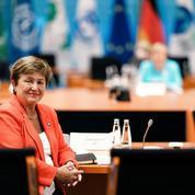 La croissance mondiale moins forte que prévu en 2021, selon la directrice générale du FMI